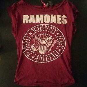 Ramones sleeveless T-shirt